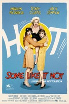 Some Like It Hot - British Movie Poster (xs thumbnail)