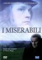 """""""Les misèrables"""" - Italian Movie Cover (xs thumbnail)"""
