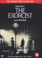 The Exorcist - Belgian Movie Cover (xs thumbnail)