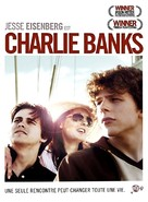 The Education of Charlie Banks - French DVD cover (xs thumbnail)