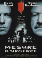 Extreme Measures - French Movie Poster (xs thumbnail)
