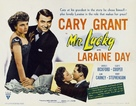 Mr. Lucky - Movie Poster (xs thumbnail)