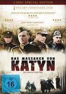 Katyn - German DVD cover (xs thumbnail)