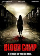 Return to Sleepaway Camp - French DVD cover (xs thumbnail)