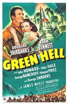 Green Hell - Movie Poster (xs thumbnail)