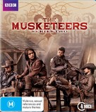 """The Musketeers"" - Australian Movie Cover (xs thumbnail)"