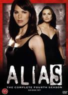 """Alias"" - Danish DVD movie cover (xs thumbnail)"