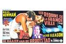 The Hustler - Belgian Movie Poster (xs thumbnail)