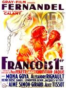François Premier - French Movie Poster (xs thumbnail)
