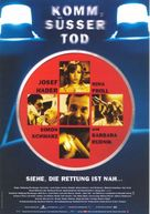 Komm, süßer Tod - German Movie Poster (xs thumbnail)