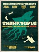 Sharktopus - Movie Poster (xs thumbnail)