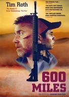 600 Millas - German Movie Cover (xs thumbnail)