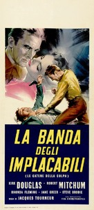 Out of the Past - Italian Movie Poster (xs thumbnail)