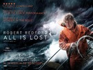 All Is Lost - Dutch Movie Poster (xs thumbnail)