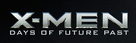 X-Men: Days of Future Past - Logo (xs thumbnail)