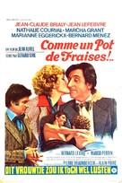 Comme un pot de fraises!.. - Belgian Movie Poster (xs thumbnail)