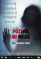 Låt den rätte komma in - Polish Movie Poster (xs thumbnail)