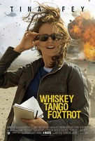Whiskey Tango Foxtrot - Canadian Movie Poster (xs thumbnail)