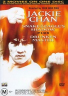 Snake In The Eagle's Shadow - Australian DVD cover (xs thumbnail)