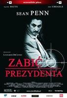 The Assassination of Richard Nixon - Polish Movie Poster (xs thumbnail)