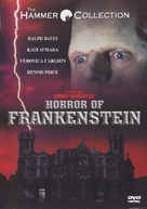 The Horror of Frankenstein - Movie Cover (xs thumbnail)