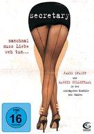 Secretary - German Movie Cover (xs thumbnail)