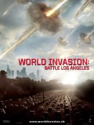 Battle: Los Angeles - Swiss Movie Poster (xs thumbnail)