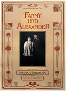 Fanny och Alexander - German Movie Poster (xs thumbnail)