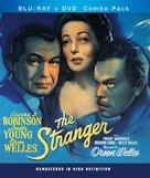 The Stranger - Blu-Ray movie cover (xs thumbnail)