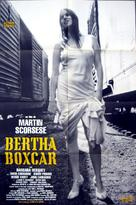 Boxcar Bertha - French Movie Poster (xs thumbnail)
