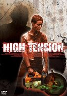 Haute tension - DVD cover (xs thumbnail)