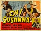 Oh! Susanna - Movie Poster (xs thumbnail)