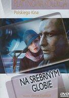 Na srebrnym globie - Polish DVD cover (xs thumbnail)
