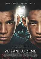 After Earth - Slovak Movie Poster (xs thumbnail)
