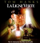 The Green Mile - French Blu-Ray movie cover (xs thumbnail)