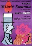 Un amour de Swann - Polish Movie Poster (xs thumbnail)