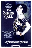 The Siren Call - Movie Poster (xs thumbnail)