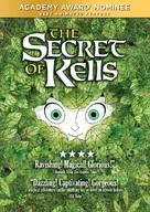 The Secret of Kells - DVD cover (xs thumbnail)