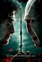 Harry Potter and the Deathly Hallows: Part II - Argentinian Movie Poster (xs thumbnail)