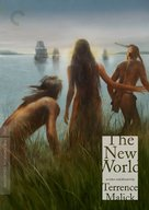The New World - DVD movie cover (xs thumbnail)