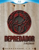 Predator - Spanish Movie Cover (xs thumbnail)