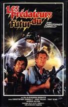I predatori di Atlantide - French VHS cover (xs thumbnail)