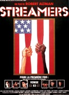 Streamers - French Movie Poster (xs thumbnail)