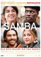 Samba - Polish Movie Poster (xs thumbnail)