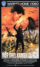 From Hell to Victory - German VHS cover (xs thumbnail)