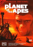 Planet of the Apes - Australian Movie Cover (xs thumbnail)