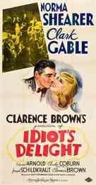 Idiot's Delight - Movie Poster (xs thumbnail)