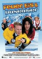 Feuer, Eis & Dosenbier - German poster (xs thumbnail)