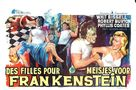 I Was a Teenage Frankenstein - Belgian Movie Poster (xs thumbnail)