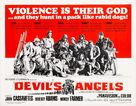Devil's Angels - Movie Poster (xs thumbnail)
